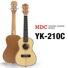 영창 우쿨렐레 YK-210C 콘서트형 우쿠렐레 입문용 이미지