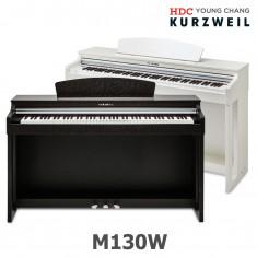 영창 커즈와일 디지털피아노 M130W 천연목재건반 전자피아노 이미지