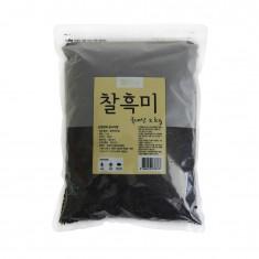 [광복] 청그루 찰흑미 2kg 이미지