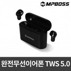 [블루투스 이어폰] 엠피보스 MS-BTWS7 이미지