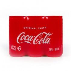 [코카콜라] 코카콜라 CAN 215ml*6 이미지