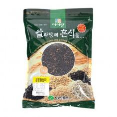 [두보식품] 햇곡 검정 찰현미 1kg 이미지