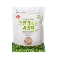 [두보식품] 유기농 귀리쌀 800g (캐나다산) 이미지