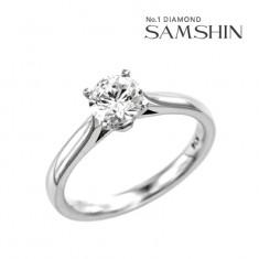 [삼신다이아몬드] 세그레또 3부 다이아몬드 반지 이미지