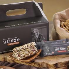 명인 김규흔이 만든 영양강정바 30*3 +10, 총 100개 추가구성! 이미지