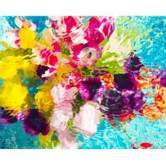 [갤러리 플로바리스] 프리미엄 플라워 캔버스 작품 - Underwater Flowers 이미지