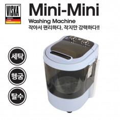 비스카 투인원 미니세탁기 XPB30-120R 이미지
