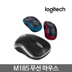 [신학기] 로지텍 M185  무선 마우스(Wireless Mouse)_(로지텍 정품/정식AS 가능) 이미지