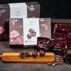 ♥본정초콜릿의 36.5˚C 사랑이야기♥ [본정] 청매실 초콜릿 (상자3호) 이미지