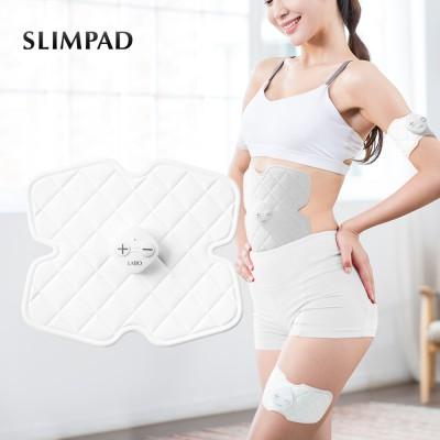 [PV+] 슬림패드 코어 복부,허리 전용 전용 EMS 다이어트 코어단련 운동기구