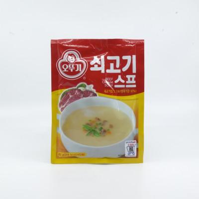[아자마트]오뚜기 쇠고기스프 80g