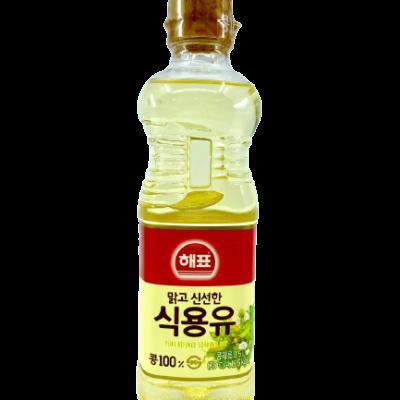[아자마트]해표 콩기름 500ml