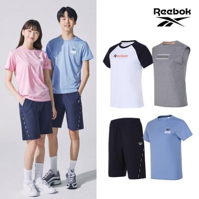 [REEBOK] NEW 리복키즈 클래식 티셔츠/반바지 남아 4종세트