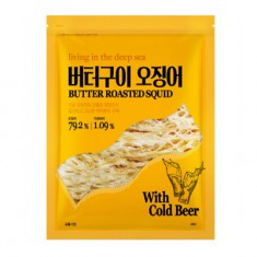 [신화에프에스] 버터구이오징어 250g 이미지