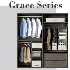[한샘] 그레이스 옷장수납 시리즈 이미지