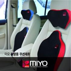 [miyo] 미요 차량용 쿠션 세트 이미지